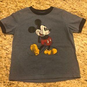 Disney Mickey Mouse T-shirt unisex XXS size